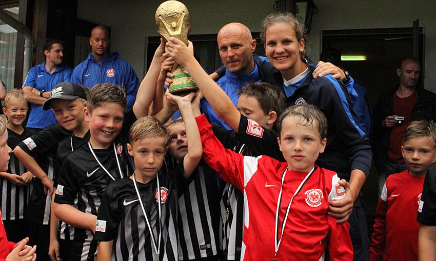 Eintracht Frankfurt Fussballcamp